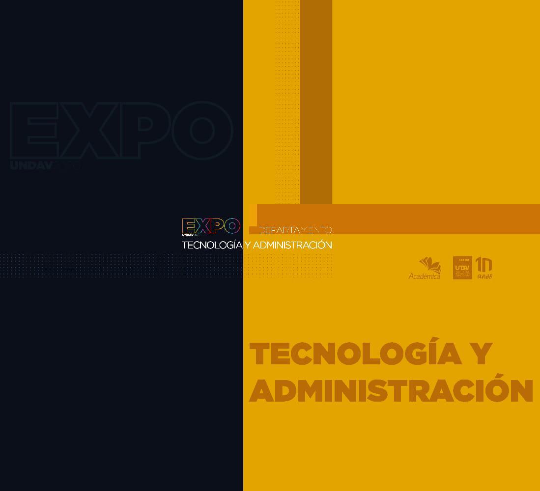 Departamento de Tecnología y Administración